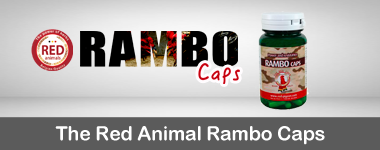 Rambo caps for rooster