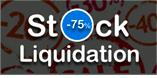 stock liquidation sale